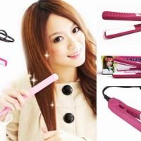Harga catok 2 in 1 catokan untuk rambut lurus keriting harga | Hargalu.com