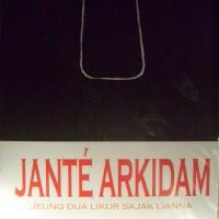 BUKU SAJAK SUNDA : JANTE ARKIDAM