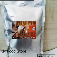 Jual Powder Tea Thailand Thai Tea Bubuk Minuman Thai Tea  1000 gram Murah