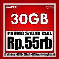 Simpati 30GB kuota Besar Murah Telkomsel simpati