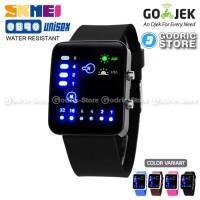 SKMEI Jam Tangan Trendy Cowok Cewek Casio LED Digital WR 0890 0890F