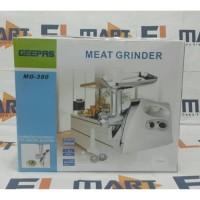 Geepas Meat grinder elektrik MG-380 / penggiling daging Limited
