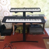 BILLY MUSIK - Stand Keyboard Double Ultimate