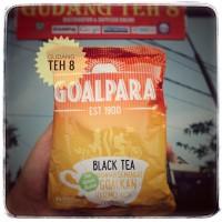 GOALPARA BLACK TEA / TEH HITAM SEDUH 250Gr