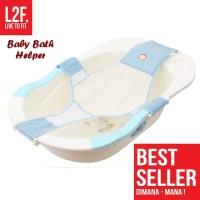 Alat bantu mandi bayi / baby bath helper / perlengkapan mandi bayi