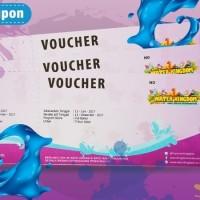 Tiket masuk Water Kingdom Mekarsari waterpark TERMURAH SEINDONESIA