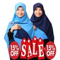 Jilbab J0240 I Jilbab I Hijab I Pashmina I Jilbab Segi Empat I Khimar