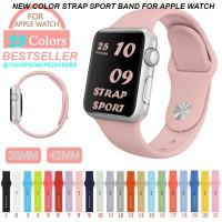 Hight quality strap tali jam strap apple watch sport band 38mm 42mm