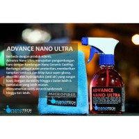 Advance Nano Ultra Ceramic Coating Wax Quick Spray Sealant Protection