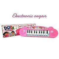 BRG 170215 Mainan piano anak Electronic Organ Hello Kitty / Frozen