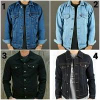 Jual jaket levis & jaket jeans & jaket jeans levis & jaket pria Murah