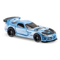 Dodge Viper SRT10 ACR Biru Blue Speedhunters - HW Hot Wheels Hotwheels