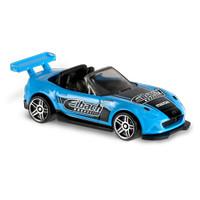 '15 Mazda MX-5 Miata Biru / Blue EIBACH - Hot Wheels HW Hotwheels
