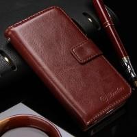 Jual Luxury Wallet Leather Case iPhone 5/5S Murah