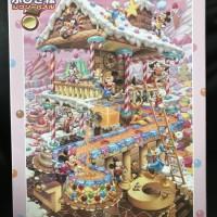 Tenyo Disney Puzzle 1000 pcs - Sweets House