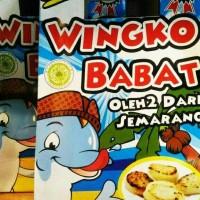 Jual Wingko Babat Lumba2 Khas Semarang ( Original / Kelapa ) - Oleh2 / Kue Murah