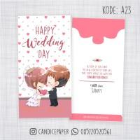 Jual Angpao wedding/ angpao Murah