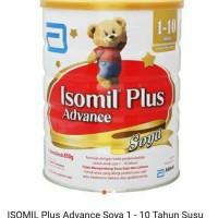 Isomil Plus Advance Soya 1-10 tahun 850 gr no