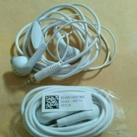 HEADSET EARPHONE SAMSUNG J1 J2 J3 J3Pro Original Madein Indonesia