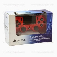 HARGA PROMO! Sony PlayStation DualShock 4 Magma Red (DS4 Red)