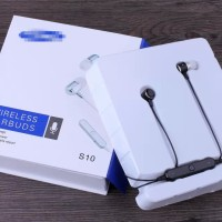 Headset Samsung S10 Bluetooth Earbuds Wireless / Handsfree S-10