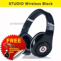Beats Studio Headphone Wireless Bluetooth OEM A+ FREE TOUR Black/White