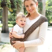 Suppori Baby Sling/Selendang Bayi Print Varian Warna dan Size M L 2L