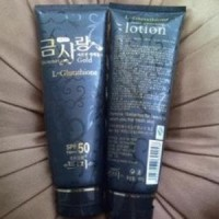 Black Pome Gold L Glutathione Moist Whitening Lotion