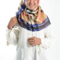 Jilbab cantik murah bagus Scarf/Pashmina Burberry Premium
