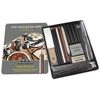 Prismacolor Premier Charcoal Sketch Set