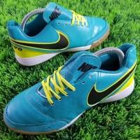 Sepatu Futsal Nike TiempoX Proximo IC - Clear Jade