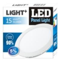 Lampu LED Light+ Plus Panel In Bow Bulat 45 Watt Plafon Harga Pabrik
