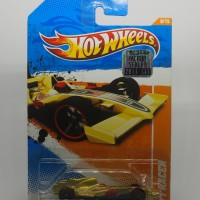 Hot Wheels - F1 Racer - Factory Sealed 2011