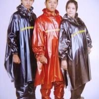 Jual Jas Hujan Ponco celana Karet Tiger Head Murah