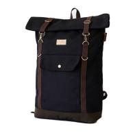 Jual Backpack Rolltop Kekinian / Tas Ransel Model Rucksack Rolltop Murah