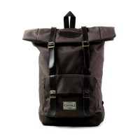 Jual Backpack Rolltop Kekinian / Tas Ransel Model Rucksack Rolltop Grande Murah