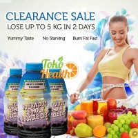 Hollywood 48 Hour Miracle Diet 947mL Minuman Pelangsing Tubuh