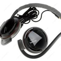 philips SHS5200 : Headset Neckband Headphoone SHS 5200 garansi resmi