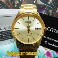 JAM TANGAN PRIA CITIZEN BI5002-57P GOLD ORIGINAL MURAH