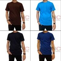 Best Quality Naga Clothing Baju Kaos Polos Putih Lengan Panjang 100%