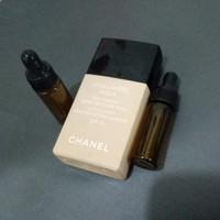 [SHARE] CHANEL VITALUMIERE AQUA FOUNDATION 5ML IN JAR/ BOTTLE ORIGINAL