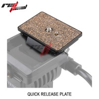 QUICK RELEASE PLATE FOR YUNTENG 950 / VCT-888RM / VELBON QB-6RL / SONY