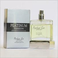 Parfum GUE   PLATINUM Isi 50ml (50% Fragrance Murni - 50% Campuran).