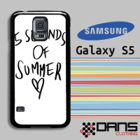 Samsung Galaxy S5 Casing - 5 Second Of Summer Love