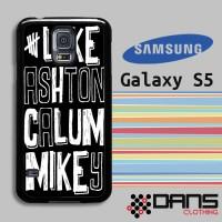 Samsung Galaxy S5 Casing - 5 Second Of Summer