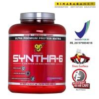Syntha-6 BSN 5Lbs Strawberry/ Meningkatkan massa otot