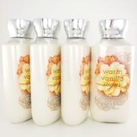 BBW bath and body works warm vanilla sugar Body lotion 236 ml