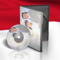DVD Film The Return Of The Condor Heroes 1983 Subtitle Indonesia