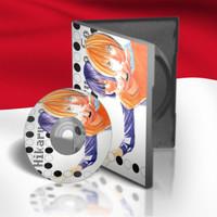 DVD Film Anime Hikaru No Go Subtitle Indonesia
