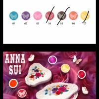 Anna Sui New Eyeshadow 2017 Butterfly Edition (4 warna pilihan)